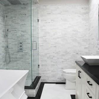 Custom Bathroom Tiles