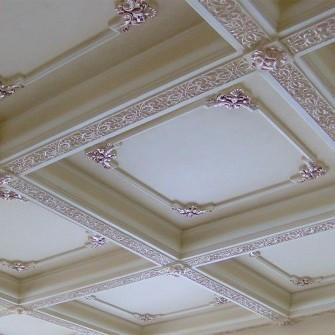 Luxury Stylized Ceiling Finish