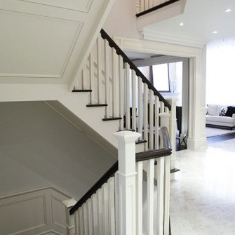 Luxury Home Stairs