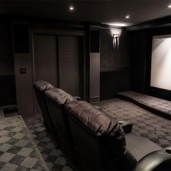 Luxury Home Theatre Lighting