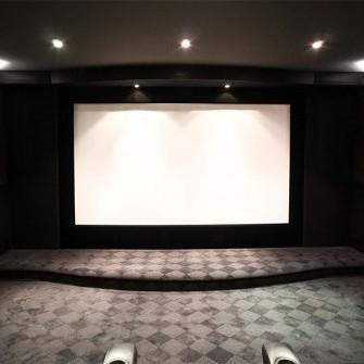 Luxury Home Theatre Room